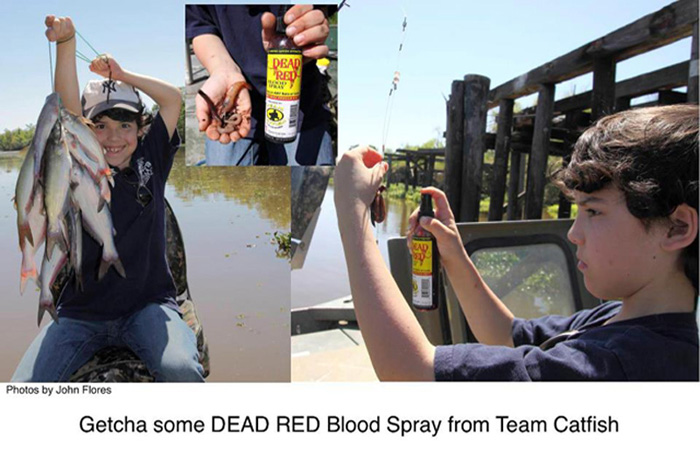 Dead Red Spray
